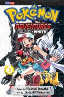 Pokémon adventures. Black & White. Volume 3