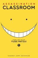 Assassination classroom. 1, Time for assassination