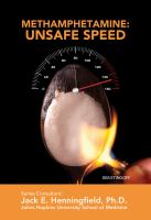 Methamphetamine : unsafe speed