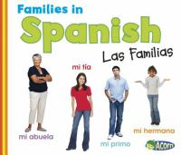 Families in Spanish