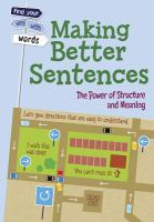 Making better sentences