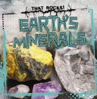 Earth's minerals