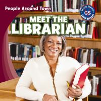 Meet the librarian