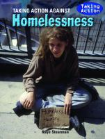 Taking action against homelessness