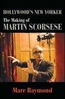 Hollywood's New Yorker : The Making of Martin Scorsese