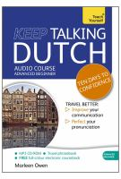 Keep talking Dutch : ten days to confidence : audio course
