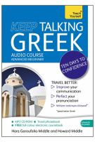 Keep talking Greek : ten days to confidence : audio course