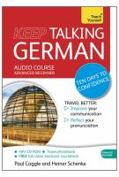 Keep talking German : ten days to confidence : audio course