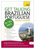 Get talking Brazilian Portuguese in ten days audio course
