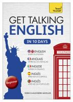 Get talking English in 10 days : audio course