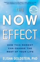 The now effect : how this moment can change the rest of your life