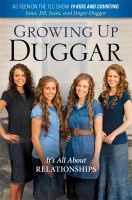 Growing up Duggar : it's all about relationships