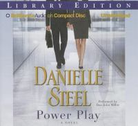 Power play : a novel
