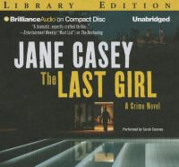 The last girl [a crime novel]