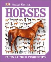 Horses : facts at your fingertips.