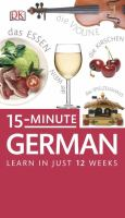 15-minute German learn in just 12 weeks