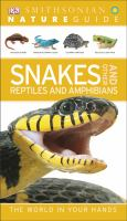 Nature Guide : Snakes and Other Reptiles and Amphibians
