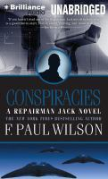 Conspiracies : A Repairman Jack Novel, Library Edition