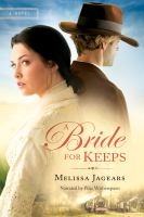 A bride for keeps [a novel]