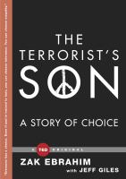 The terrorist's son : a story of choice