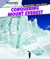 Conquering Mount Everest