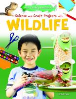 Science and craft projects with wildlife