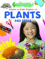 Science and craft projects with plants and seeds