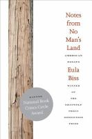 Notes from no man's land : American essays