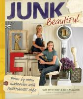 Junk beautiful : room by room makeovers with junkmarket style