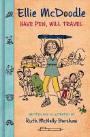 Ellie McDoodle :  have pen, will travel