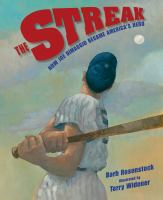 Streak : how Joe DiMaggio became America's hero