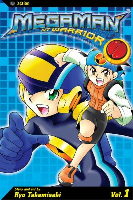 MegaMan NT warrior.  Vol. 1