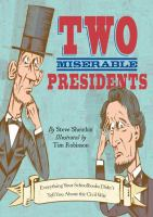 Two miserable presidents :   everything your schoolbooks didn't tell you about the Civil War
