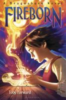 Fireborn : a Dragonborn novel