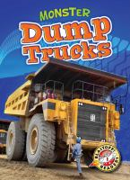 Monster dump trucks