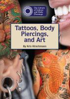 Tattoos, body piercings, and art