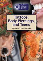 Tattoos, body piercings, and teens