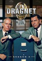 Dragnet 1969. Season 3