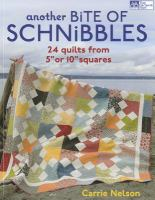 Another bite of schnibbles : 24 quilts from 5