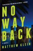 No way back : a novel