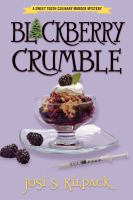 Blackberry crumble