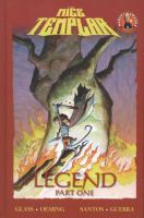 The Mice Templar. Volume four, Legend. Part one