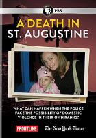 A death in St. Augustine.