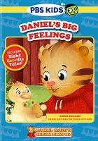 Daniel Tiger's neighborhood. Daniel's big feelings.