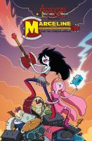 Adventure time. Marceline and the Scream Queens
