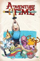 Adventure time. Volume 3