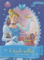 Cinderella : the lost tiara