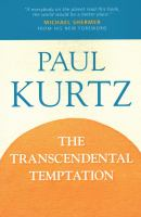 The transcendental temptation