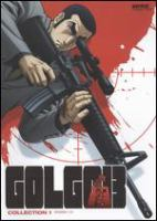 Golgo 13. Collection 1, episodes 1-13