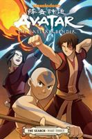 Avatar, the last Airbender. The search. Part three